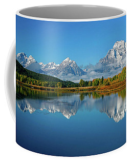 Coffee Mug featuring the photograph Serenity by Ronnie and Frances Howard