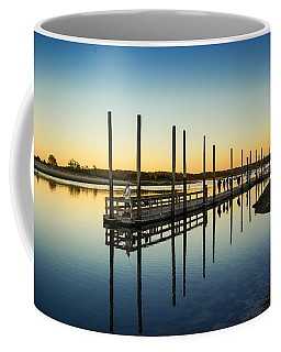 Serenity Sunset Kings Park New York Coffee Mug