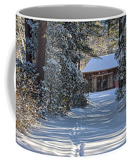 Serenity Coffee Mug by Tricia Marchlik