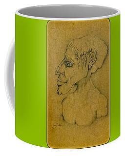 Sergei In Love With Kathy Kathoolica Coffee Mug