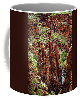 Serious Crags Coffee Mug