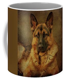 Serious Coffee Mug by Sandy Keeton
