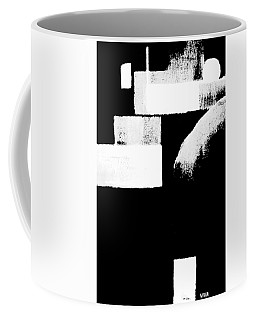 Seriously Black And White Coffee Mug