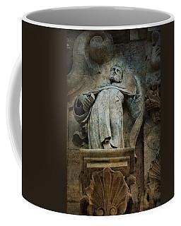 Sermon In Stone Coffee Mug