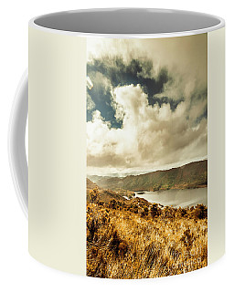 Serpentine Dam Tasmania Coffee Mug