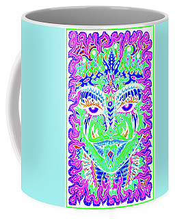 Serpentine Ellora - Inverted Coffee Mug