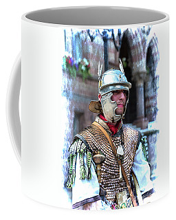 Serving The Emperor In Rome Coffee Mug