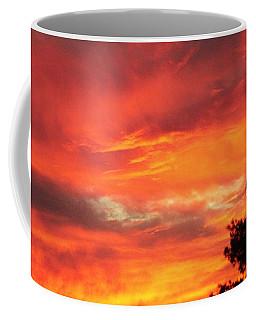 Desert Sunburst Coffee Mug