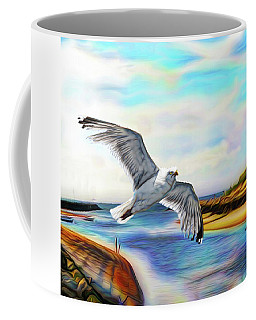 Sesuit Tetraptych 3 Coffee Mug