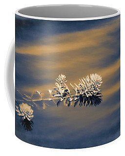 Coffee Mug featuring the photograph Set Apart by Carolyn Marshall