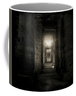 Seti I Temple Abydos Coffee Mug