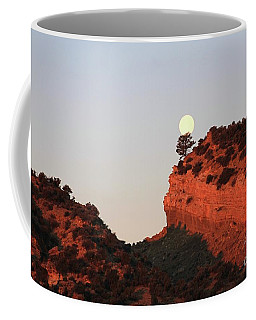 Setting Full Moon Coffee Mug