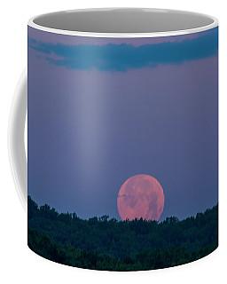 Setting Strawberry Moon Coffee Mug