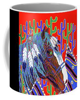 Seven Feathers Coffee Mug