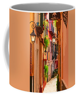 Seville, Colorful Spain Coffee Mug
