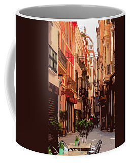 Seville, The Colorful Streets Of Spain - 02 Coffee Mug