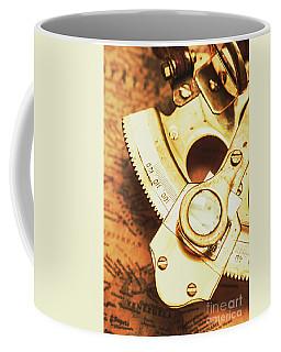 Sextant Sailing Navigation Tool Coffee Mug