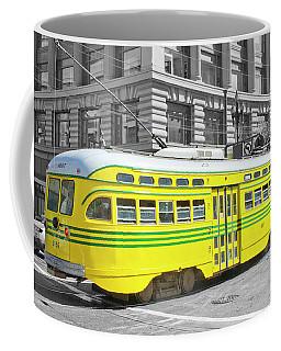 Sf Streetcar Coffee Mug