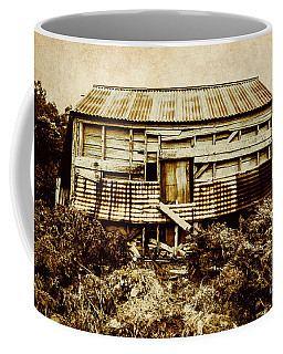Shabby Country Cottage Coffee Mug
