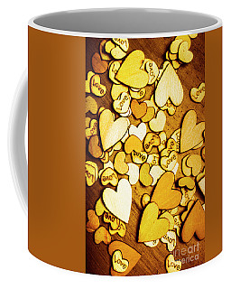 Shabby Love Artwork Coffee Mug