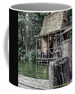 Shack In Jungle Cruise Coffee Mug