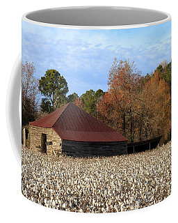 Shack In The Field Coffee Mug