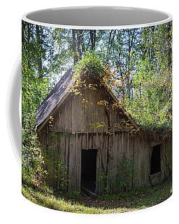 Shack In The Woods Coffee Mug