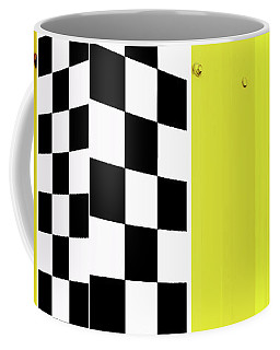 Coffee Mug featuring the photograph Shade And Sunshine by Nikolyn McDonald