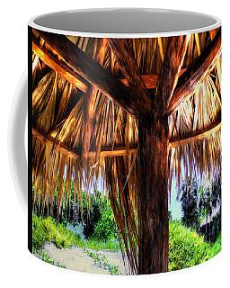 Shade On The Beach Coffee Mug
