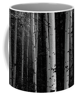 Coffee Mug featuring the photograph Shades Of A Forest by James BO Insogna