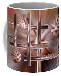 Shades Of Coffee Coffee Mug