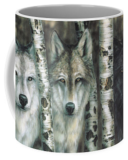 Shades Of Gray Coffee Mug
