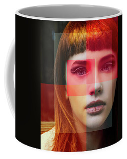 Coffee Mug featuring the photograph Shades Of My Soul by Ian Thompson