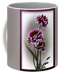 Shades Of Purple Coffee Mug