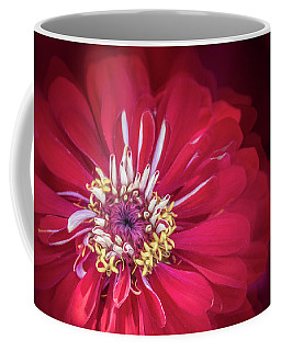 Shades Of Red Coffee Mug