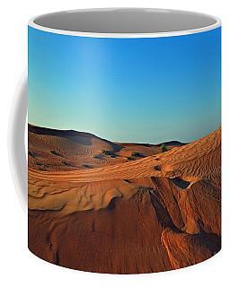 Shades Of Sand Coffee Mug