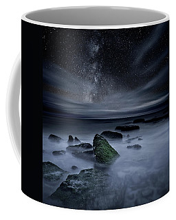 Shades Of Yesterday Coffee Mug by Jorge Maia