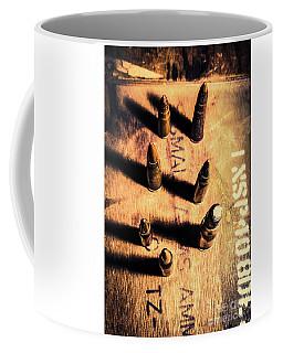 Shadow Arms  Coffee Mug