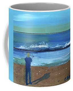 Shadow Beach Coffee Mug