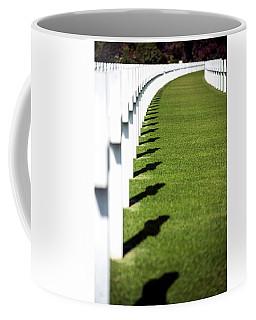 Shadow Crosses - Shadow Lives Coffee Mug