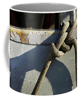 Shadow Knot - 365-348 Coffee Mug by Inge Riis McDonald