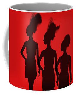 Shadow Of Chic Coffee Mug