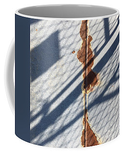 Shadow On Seam Coffee Mug