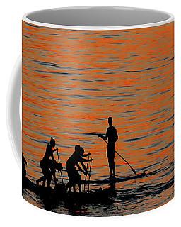 Shadow Play Coffee Mug