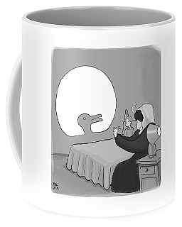 Shadow Puppet Coffee Mug