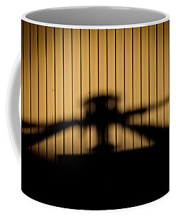 Shadow Rotor Coffee Mug by Paul Job