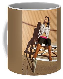 Shadow Shirt With C. 2013 Coffee Mug