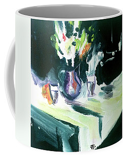 Shadow Stillness Coffee Mug