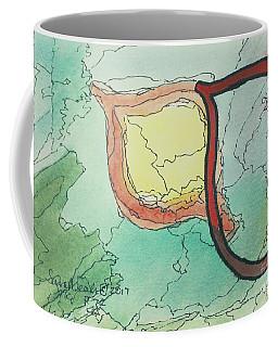 Shadow Yud Coffee Mug