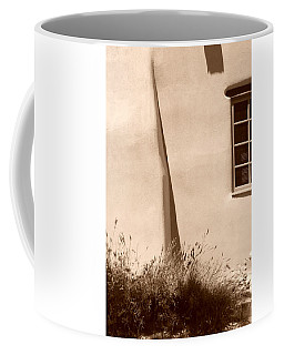 Shadows And Light In Santa Fe Coffee Mug